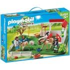 Játék: Playmobil 6147 - Lovaspark - Szuper szett