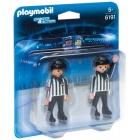 Játék: Playmobil 6191 - Jégkorong játékvezetők