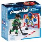 Játék: Playmobil 6192 - Ütőtechnika-edzés
