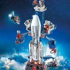 Játék: Playmobil 6195 - Rakétakilövő állomás