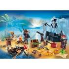 Játék: Playmobil 6625 - Adventi naptár - Kalózok álma, Bőségsziget