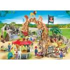Játék: Playmobil 6634 - Kalandozások az állatkertben