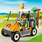 Játék: Playmobil 6636 - Állatgondozó kis járgányán