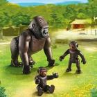 Játék: Playmobil 6639 - Gorilla és kicsinyei