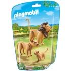 Játék: Playmobil 6642 - Oroszlánok és a kis oroszlánkölyök