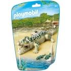 Játék: Playmobil 6644 - Aligátor és kicsinyei