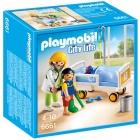 Játék: Playmobil 6661 - Megvizsgál a doktornéni!