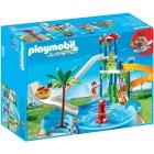 Játék: Playmobil 6669 - Polipkerengő vízicsúszdapark