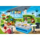 Játék: Playmobil 6672 - Falatozó és strandkellékes