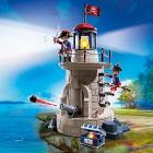 Játék: Playmobil 6680 - Katonai őrtorony
