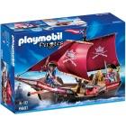 Játék: Playmobil 6681 - A kékkabátosok őrhajója