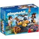 Játék: Playmobil 6683 - Titkos tengerparti kincsrejtek