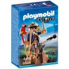 Játék: Playmobil 6684 - Coco-kapitány, a bandavezér