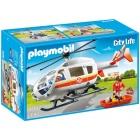 Játék: Playmobil 6686 - Légimentők