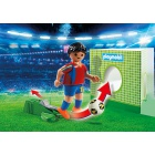 J�t�k: Playmobil 6896 - Spanyol labdar�g�