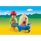 Játék: Playmobil 6961 - Talicskás Tomca