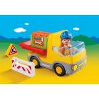 Játék: Playmobil 6960 - Teherautós Tibcsi