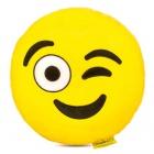 Játék: HappyFace - Emoji Párna - Kacsintós