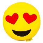 Játék: HappyFace - Emoji Párna - Szerelmes