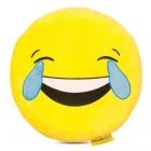 Játék: HappyFace - Emoji Párna - Sírva nevetős