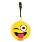 Játék: HappyFace - Emoji Kulcstartó - Kacsintós