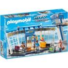 Játék: Playmobil 5338 - Nemzetközi repülőtér