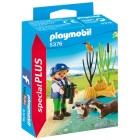 Játék: Playmobil 5376 - Vidralesen Rézivel