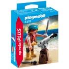Játék: Playmobil 5378 - Rémisz Rémusz kapitány