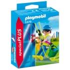Játék: Playmobil 5379 - Ipari alpinista