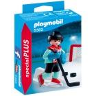 Játék: Playmobil 5383 - Ügyességi jégkorong