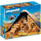 Játék: Playmobil 5386 - A fáraó rejtélyes piramisa