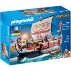 Játék: Playmobil 5390 - Római hadihajó