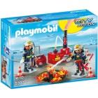 Játék: Playmobil 5397 - Reptéri tűzoltók