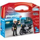 Játék: Playmobil 5648 - Rendőrjárőr szett