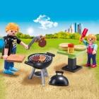 Játék: Playmobil 5649 - Kerti grillezés szett