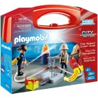 Játék: Playmobil 5651 - Tűzoltás mesterfokon szett