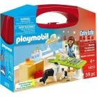 Játék: Playmobil 5653 - Állatorvos szett