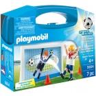 Játék: Playmobil 5654 - Kapura lövés szett