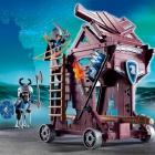 Játék: Playmobil 6628 - Ezüstsólyom lovagok ostromgépe