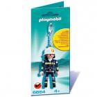 Játék: Playmobil 6664 - Kulcstartó - Lánglovag