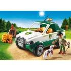 Játék: Playmobil 6812 - Az erdész terepjárója