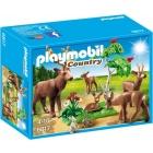 Játék: Playmobil 6817 - Szarvasbika és az őzek