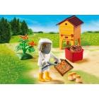 Játék: Playmobil 6818 - Méhész a kaptár körül