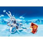 Játék: Playmobil 6832 - Fagymanó a korongkilövőben