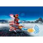 Játék: Playmobil 6835 - Tűzrobi a korongkilövőben