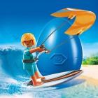 Játék: Playmobil 6838 - Kite szörfös - Tojáspersely