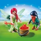 Játék: Playmobil 6842 - Bíborfonat és Mesemanó kincsei - Duo Pack