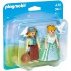 Játék: Playmobil 6843 - Tubi hercegnő és Gerle Gilda - Duo Pack
