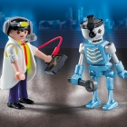 Játék: Playmobil 6844 - Működik a robotom! - Duo Pack