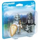 Játék: Playmobil 6847 - Felvértezett lovagok - Duo Pack